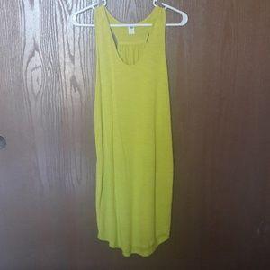 Lime Green Summer Dress
